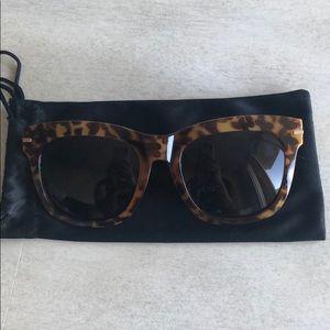 94fdef6eef41 Aldo Accessories | Brown Tortoise Sunglasses | Poshmark